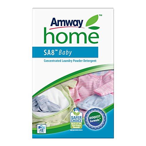 Baby Konzentriertes Vollwaschmittel SA8™ - Baby Concentrated Laundry Powder Detergent - 3 kg - Amway - (Art.-Nr.: 109851)