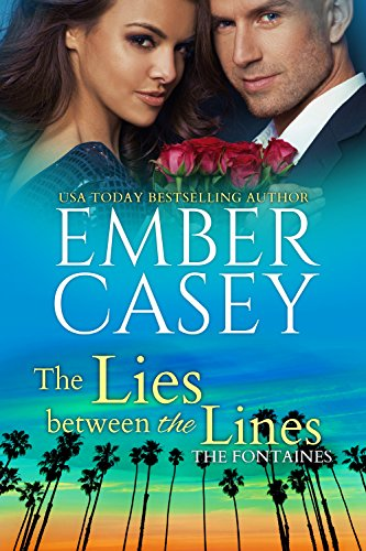 The Lies Between the Lines (The Fontaines Book 2)