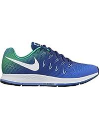 Nike Air Zoom Pegasus 33, Zapatillas de Running para Hombre, Azul