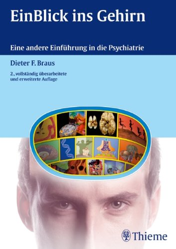 Cover »EinBlick ins Gehirn«