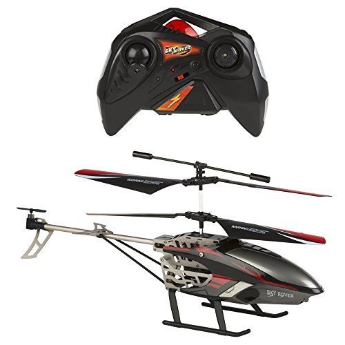 Sky Rover - Remote Control Helicopter & 3 Channels & 6 Ways, Swift - 30 cm (ColorBaby 41838)