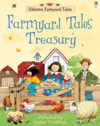 Farmyard tales treasury