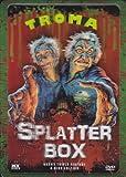 Troma Splatter Box (uncut) 3D-Holocover Ultrasteel Edition