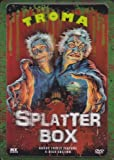 Troma Splatter Box (uncut) 3D-Holocover Ultrasteel Edition