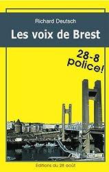 LES VOIX DE BREST (Romans Policiers Régionaux Gisserot t. 4)