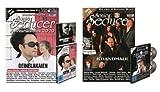 M'Era Luna 2010, Der Film, Teil 1 + 2, inkl. Sonic Seducer 12-10 + Sonic Seducer Jahresrückblick 2010, Bands: Depeche Mode, Blutengel, Deine Lakaien, Subway To Sally, Schandaul uvm. [2 DVDs]
