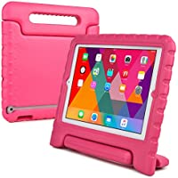 Cooper Cases - Custodie iPad per bambini, rosa - Compatibile con iPad 2 / 3 / 4