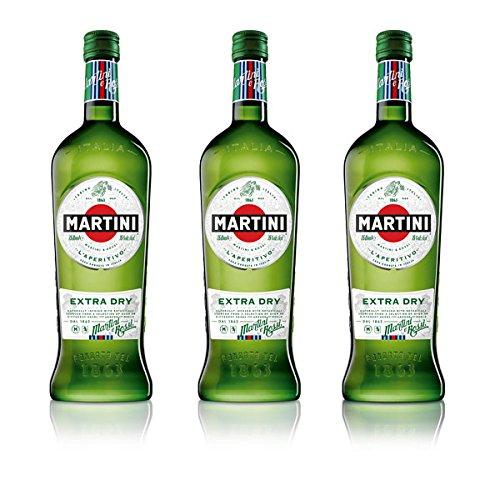 Martini-glas Charme (Martini Extra Dry (3 x 0.75 l))