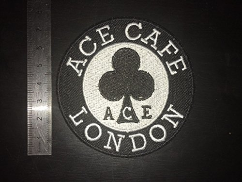 Preisvergleich Produktbild Ecusson-Patches Aufnaher ToppaAce Cafe Londonzum Aufbgeln