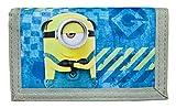Undercover Geldbörse, Minions, Circa 8 x 13 x 3 Münzbörse, 13 cm, Blau