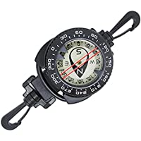 Scuba-Choice Diving Dive Compass with Retractor