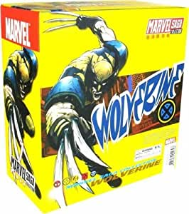 FIGURINE WOLVERINE logan MARVEL SAGA COLLECTION