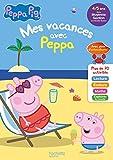 Mes vacances avec PEPPA PIG MS à GS - Cahier de vacances...