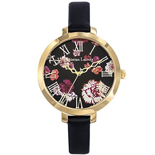 montre-christian-lacroix-cuir-femme-38-mm