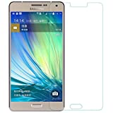 AA19 Tempered Screen Protector For Samsung Galaxy A7 Comes With Alcohol Wet Micro Fibre Dry Cloth For Samsung Galaxy A7