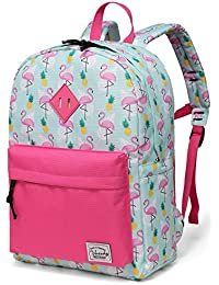 545415dbe8 VASCHY Kids School Backpack Rucksack for Boys Girls Children s Backpack  Toddler Backpack Kindergarten Book Bag with