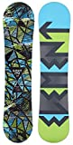 Stuf ELEMENT JR. Snowboard design - 110