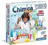 Clementoni 12797Science et jeu, laboratoire de chimie La chimie - Junior