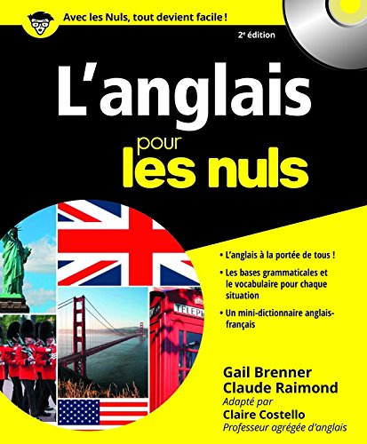 L'Anglais Pour les Nuls, 2e édition
