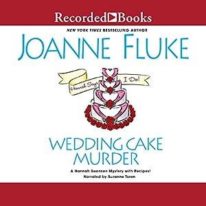 Joanne Fluke Wedding Cake