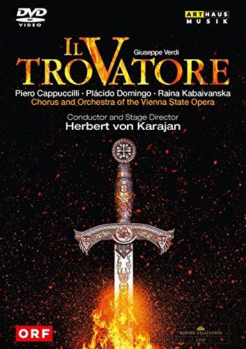 Verdi: Il Trovatore (Wien, 1978)