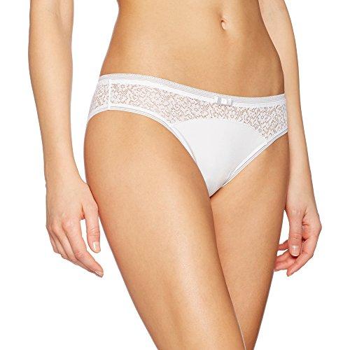 Triumph Damen Slip Beauty-Full Essential Tai, Weiß (White 03), Gr. 42 -