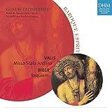 Valls - Missa Scala Aretina / Biber - Requiem [Import anglais]