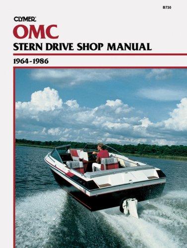 OMC Stern Drive 64-1986 -