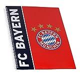 FC Bayern München Collegeblock DIN A4