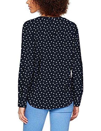 TOM TAILOR Damen Bluse Casual Print Blouse Abbildung 3