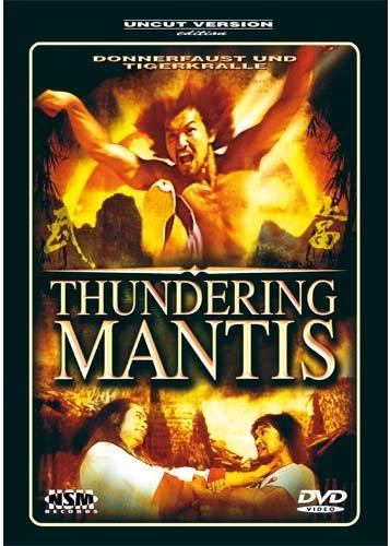 Bild von Thundering Mantis (Donnerfaust und Tigerkralle) - UNCUT!