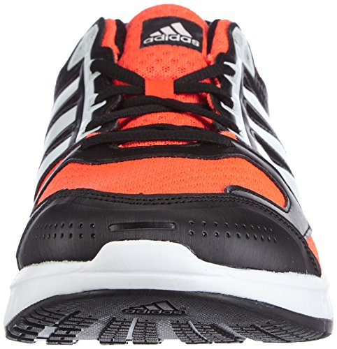 Adidas Galaxy, Chaussures de Running Homme Rouge (core Black/ftwr White/solar Red)