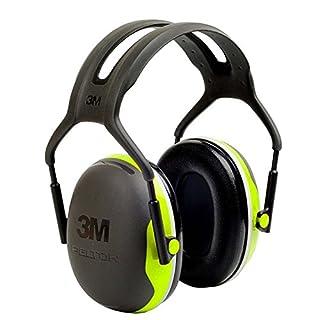 Area Shopping Gehörschutz-Kopfhörer 3M Peltor X4A Unfallverhütung 33 dB