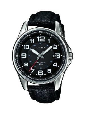 Casio MTP-1372L-1BVEF - Reloj analógico de cuarzo para hombre de Casio