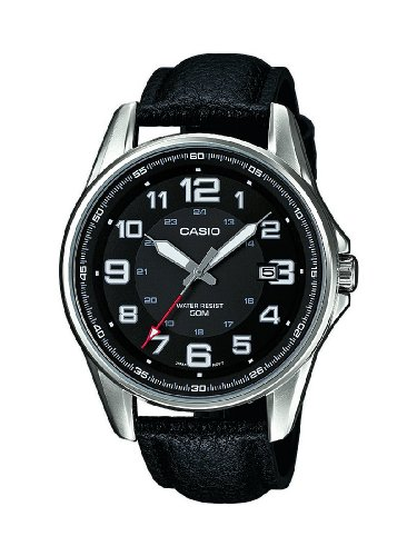 Casio Neo-display Uhr, (Casio Collection Herren-Armbanduhr MTP 1372L 1BVEF)