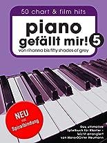 Piano gefällt mir! 50 Chart und Film Hits - Band 5. Von Rihanna bis 50 Shades Of Grey. Das ultimative Spielbuch für Klavier - arrangiert von Hans-Günter Heumann (Variante Spiralbindung) hier kaufen