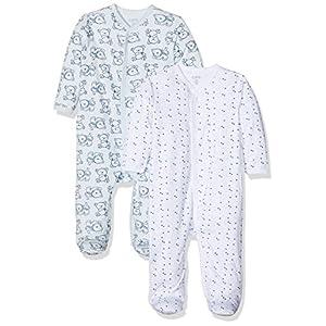 Care-Pijama-para-Beb-Nio-Pack-de-2-Blau-Light-blue-700-3-aos-Talla-del-fabricante-98