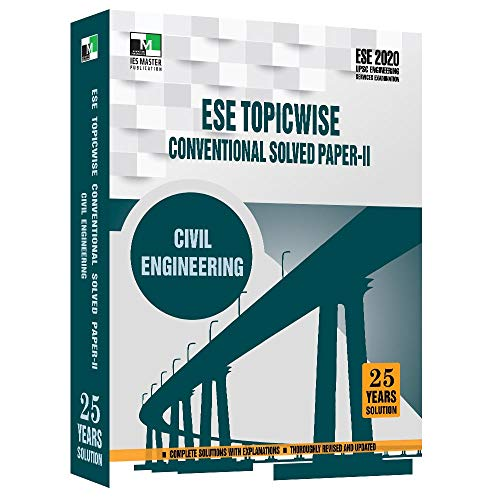 ESE 2020 - Civil Engineering ESE Topicwise Conventional Solved paper - 2