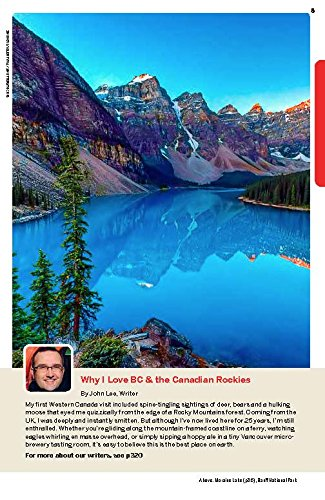 British Columbia & Canadian Rockies (Country Regional Guides) - 12