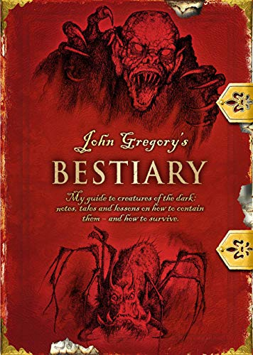 Spook's Bestiary (The Wardstone Chronicles, Band 16)