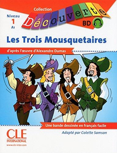 Les Trois Mousquetaires - Livre + CD (French Edition) by Colette Samson (2013-09-01)