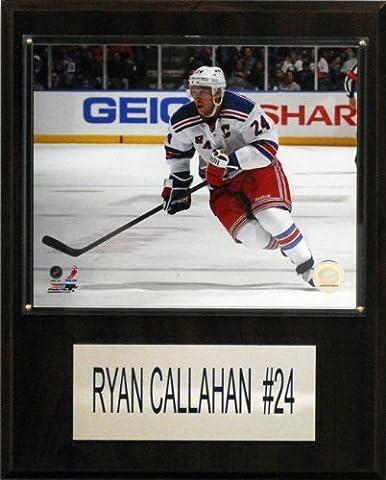 NHL Ryan Callahan New York Rangers Player Plaque