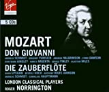 Mozart : Don Giovanni / La Flûte Enchantée (Coffret 5 CD)