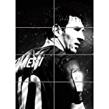 LIONEL MESSI FOOTBALL GIANT ART PRINT AFICHE CARTEL IMPRIMIR CARTELLO POSTER X LARGE ST1146
