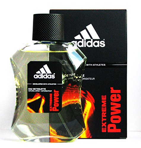 Adidas Extreme Power Eau de Toilette Spray Per Lui 100ml