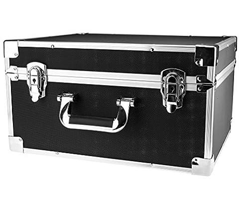 420 x 330 x 230mm Aluminum Valise Mallette de Vol