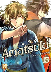 Amatsuki Edition simple Tome 15