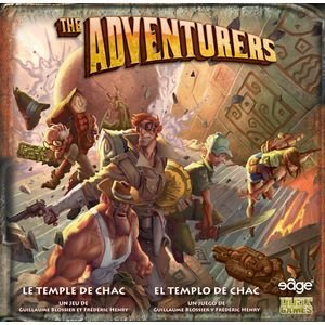 Alderac 5200 - Adventurers: Temple of Chac