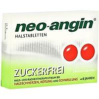 Neo-Angin Halstabletten zuckerfrei, 24 St preisvergleich bei billige-tabletten.eu