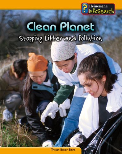 Clean Planet: Stopping Litter and Pollution : Stopping Litter and Pollution (You Can Save the Planet) by Tristan Boyer Binns (19-Apr-2006) Paperback